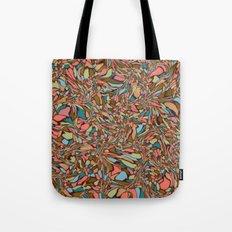 Terrazzo-Vintage colors Tote Bag