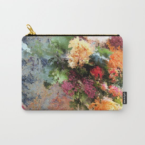 Four Seasons in One Day Carry-All Pouch