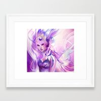 pride Framed Art Prints featuring Pride by Lappisch