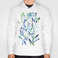 dolphins Hoodies featuring DOLPHINS by Alex Rocha