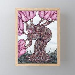 Repose Framed Mini Art Print