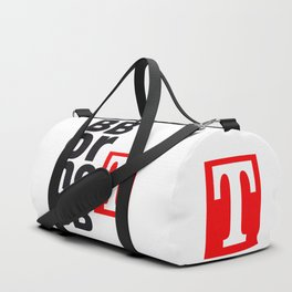To be or not to be Duffle Bag