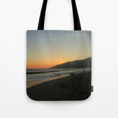 LA Sunset Tote Bag