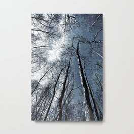 Forest Art Metal Print