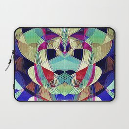 One With Many Faces Laptop Sleeve