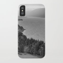 Columbia River Gorge iPhone Case