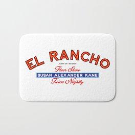 CITIZEN KANE - El Rancho Nightclub Bath Mat