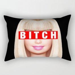 Barbie Bitch Rectangular Pillow