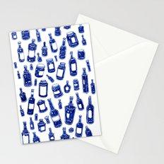 Blue Bottles Stationery Cards