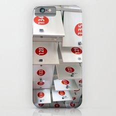 Lockers iPhone 6s Slim Case