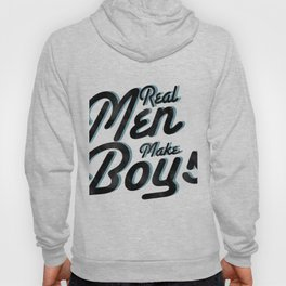 Real Men Make ฺBoys New Dad To Be Gifts Hoody