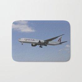 Qatar Airlines Boeing 777 Bath Mat