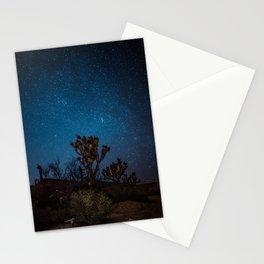 Midnight Stars at Joshua Tree Stationery Cards