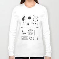 ouat Long Sleeve T-shirts featuring OUAT - A Princess by Redel Bautista