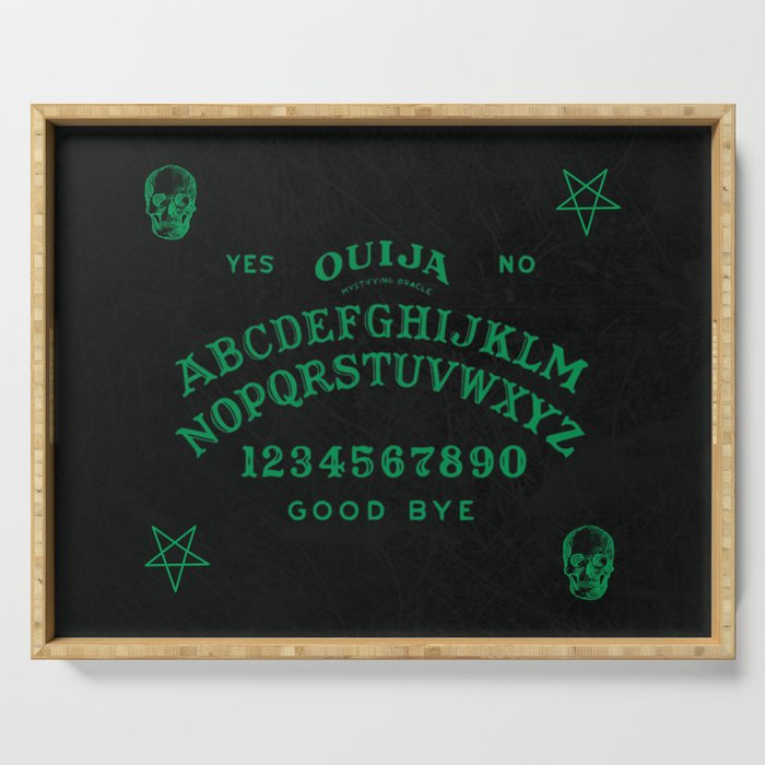 Mystifying Oracle Serving Tray