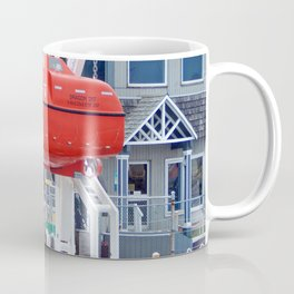 Lifeboat Trainer Coffee Mug
