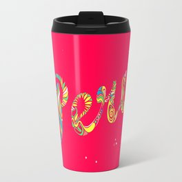 Magic Peru Travel Mug