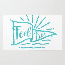 Feel Free Rug