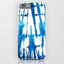 Shibori Lines iPhone Case
