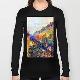 Camille Pissarro Mardi Gras Long Sleeve T-shirt