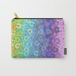 glazed Carry-All Pouch