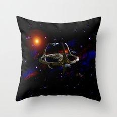 Deep Space 9 Throw Pillow