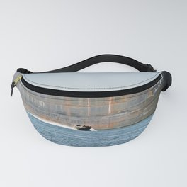 Walter J McCarthy Jr Freighter Fanny Pack