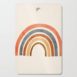 Abstract Rainbow 88 Cutting Board