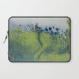 The Green Tides Laptop Sleeve