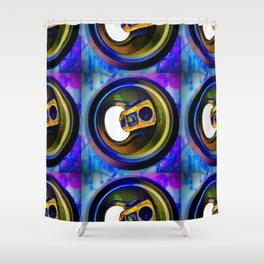 Air Lock Shower Curtain
