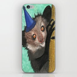 All in favor of a party? Aye aye! iPhone Skin