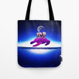 Earth dream Tote Bag