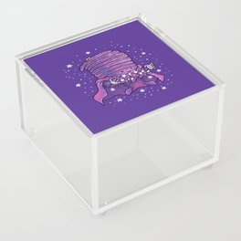 Cosmic Pancake Acrylic Box