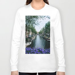 Charming Amsterdam Long Sleeve T-shirt