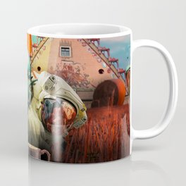 Snails escape Coffee Mug