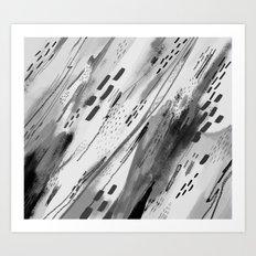 Monsoon Art Print