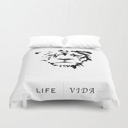 Vida & Life Duvet Cover