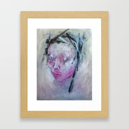 DELORES Framed Art Print