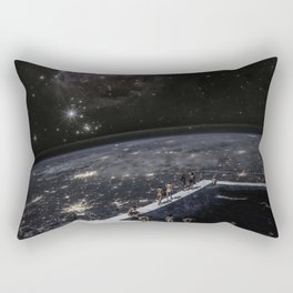 The Stars Hotel Rectangular Pillow
