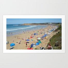 Bell's Beach - Victoria Australia Art Print