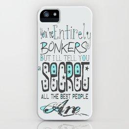 Bonkers iPhone Case