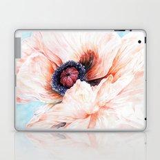 Oriental Poppy Laptop & iPad Skin