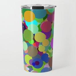 Circles #12 - 03172017 Travel Mug