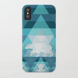 Polar iPhone Case