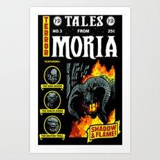 Tales From Moria Art Print