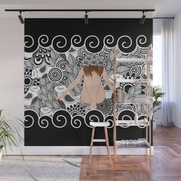 Pattern 98 Wall Mural