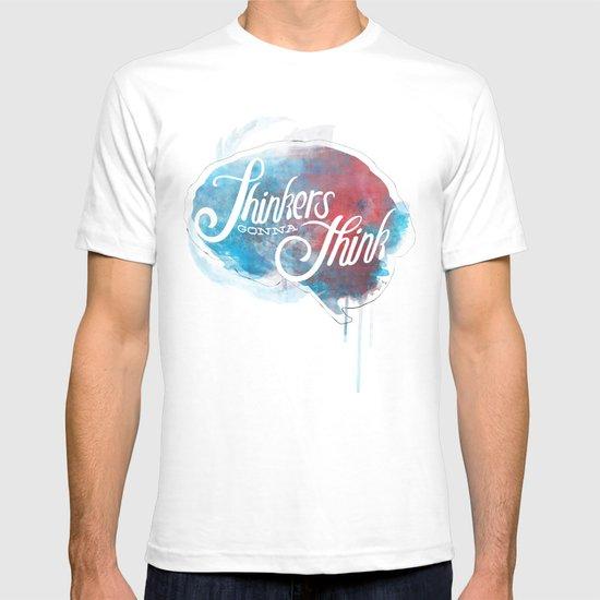 Thinkers T-shirt