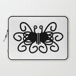 Pastafarian Flying Spaghetti Monster Laptop Sleeve