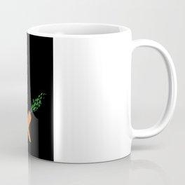 rabbit crest Coffee Mug