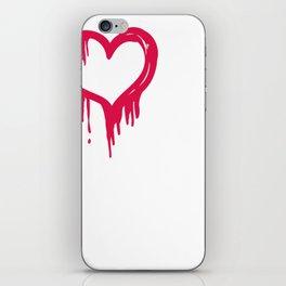 Painter artist gift color draftsman easel iPhone Skin